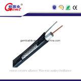 Zuiver Koper rg-59 pvc In de schede gestoken Coaxiale Kabel met de Kabel van de Macht