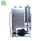 Generatore dell'ozono per la linea di produzione dell'acqua potabile