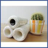 Venta de la fábrica directo 40 pulgadas cartucho de filtro del hilado de la fibra de vidrio de 5 PP del micrón producido en China