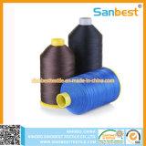 Naaiende Draad de 100% In entrepot van de Polyester voor de Goederen van het Leer