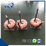 L'inductance du bobinage inducteur toroïdal anneau magnétique de l'inductance