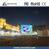 Для использования вне помещений P8 дисплей со светодиодной подсветкой экрана для рекламы на щитах