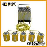 Sistema di sollevamento idraulico sincrono agente di controllo di frequenza del PLC del doppio di Kiet