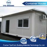Дом контейнера облегченной конструкции Prefab модульная портативная