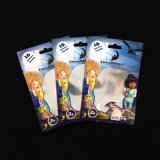 Het plastic Pak van het Spel van de Zak van de Kokers van de Kaart van het Spel van het Jonge geitje voor Stuk speelgoed