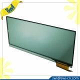 Kundenspezifische Bildschirm-Bauteile Monochromtn-LCD