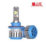 Scheinwerfer der China-Hersteller-Selbstauto-Glühlampe-40W T3-H13 LED