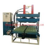 Rubberen vloermachine voor het maken van tegels / persmachine