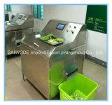Machine de découpe de légumes industriels avec contrôle par API