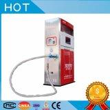 ICのカード読取り装置が付いている液化天然ガスの充填機