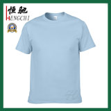 Magliette del cotone di alta qualità degli uomini su ordine