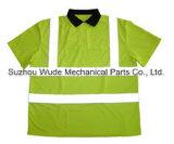 UPT012 100% Kostuum van de Arbeid van de Overall van de T-shirt van de Kokers van het Overhemd van het Polo van de Polyester het Korte