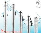 Liyuan 4 polegadas 3HP monofásico Oil-Cooled 2,2 KW do Motor da Bomba de poços