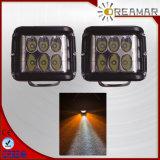 36W CREE LED Auto-Arbeits-Licht mit doppelter Farbe