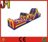 Corsa ad ostacoli gonfiabile dell'acqua del parco di divertimenti da vendere