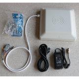 840-960MHz programa de lectura integrado de la frecuencia ultraelevada RFID de la antena portuaria de la frecuencia RS232 RS485