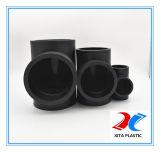 Té HDPE80/HDPE100 égal pour l'approvisionnement en eau industriel
