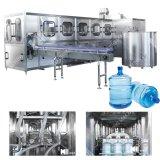Автоматическая 5 галлон 19L бутылка воды полной производственной линии