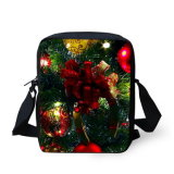 O mensageiro Crossbody do presente dos miúdos das mulheres do Natal ensaca sacos novos das bolsas do Satchel do ombro