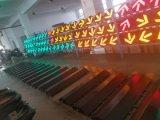높은 빛난 LED 3 손가락 소통량 카운트다운 미터