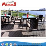 Modern EP Rattan Dining Counts Set and Dining Outdoor Table