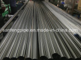 Les mesures sanitaires en acier inoxydable de tuyau de refroidissement bobine tube échangeur de chaleur