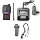Radio bi-directionnelle portative de talkie-walkie portatif de Baofeng UV-6r
