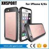 Cassa protettiva impermeabile trasparente del telefono cellule/del Mobile per il coperchio di iPhone 6