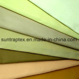 75D 100% Stof van het Geheugen van de Vorm van de Polyester Waterdichte Imitatie voor het Gebruik van het Jasje