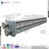 Shell de titane et le tube échangeur de chaleur pour l'air & Huile applicatin de refroidissement