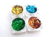 De Laser van het oog schittert voor Kunst en Reeks 12 van de Spijker van de Kleur van de Parel van de Schoonheid van de Spijker de Verpakking van Kg van Kleuren