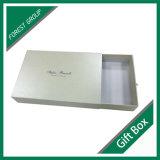 호화스러운 주문 로고에 의하여 인쇄되는 서류상 마분지 선물 상자