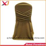Forti raso/poliestere/coperchio presidenza dello Spandex per la cerimonia nuziale/ristorante/banchetto/hotel/Corridoio/evento