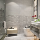 Glasig-glänzende keramische Badezimmer-Wand-Innenfliese mit ISO