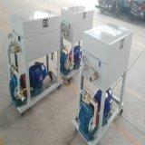 Macchina portatile di filtrazione dell'olio di pressione del piatto Ly-150