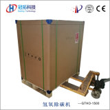 Appareil à souder de pipe d'en cuivre de technologie de gaz de Hho