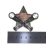 Значки Pin металла оптовой звезды новых продуктов популярной изготовленный на заказ