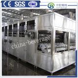 Machine de remplissage automatique 5 chaîne de production de l'eau minérale de l'animal familier 20L de bouteille de gallon/capsuleur remplissage de Rinser