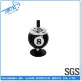 8 het Asbakje van de Toebehoren van het Biljart van de Pool/van de Snooker van de bal voor Staaf/Bar