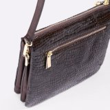 The Crocodile Print Ladies Bag Fashion Trend Designer Women Bag