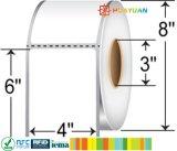 Intelligente Papierkennsatzmarken DES UHFausländers H3-9654 RFID