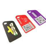 Impressão Offset Tamanho personalizado de plástico destacável Cartão de PVC