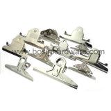 Никелированные стальные металлические шторки Clip