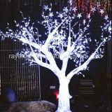 2.4m 축제 훈장을%s 상업적인 버찌 크리스마스 LED 나무 잔가지 빛