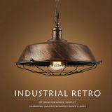 Lámpara pendiente de la lámpara de la fuente de Zhongshan en el aluminio para industrial