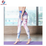 Качество пользовательских Sublimated Таиланда Леди фитнес-износа Leggings Йога износа