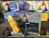 Tuyau en plastique Shredder/destructeur du tube en plastique