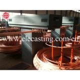 Macchina del materiale di sterro del Rod/strumentazione di rame senza ossigeno della fabbricazione di cavi