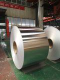 6063/6061 strato/di bobina di alluminio polacchi luminosi per la grondaia