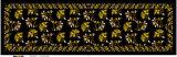 Baixo lenço de seda oblongo real impresso Digitas da fábrica de MOQ diretamente para senhoras